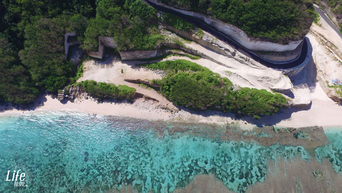 Melasti Beach - Die schönsten Strände auf Bali
