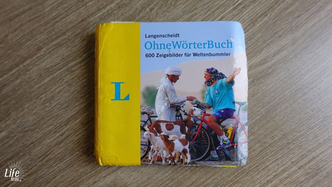 Ohne Wörter Buch Front Cover
