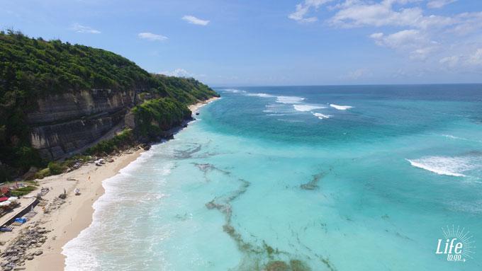 Pandawa Beach View Drohne