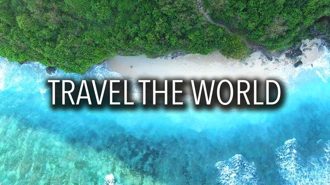 1 Jahr Weltreise - Life to go