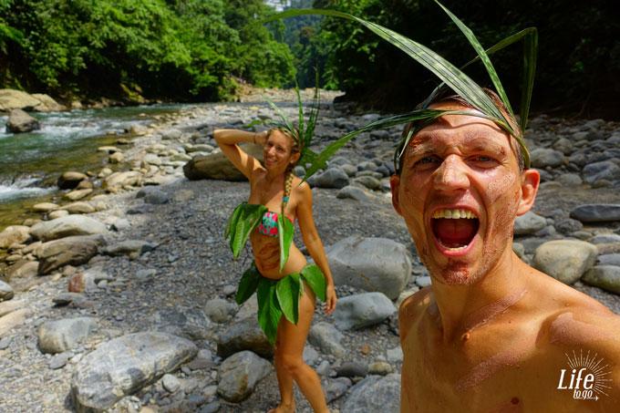Im wilden Dschungel von Bukit Lawang