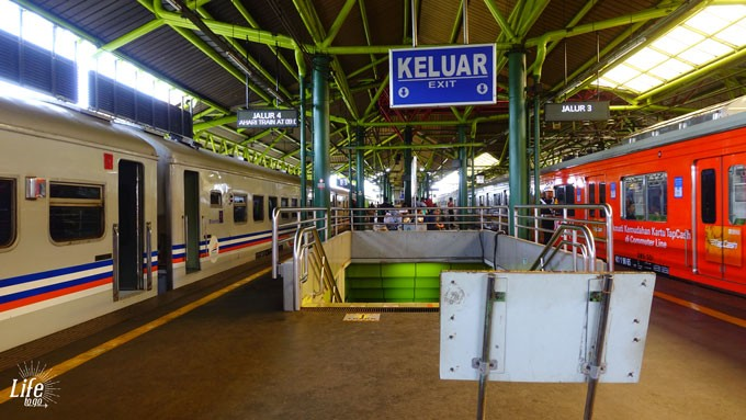 Jakarta Gambir Railway Station