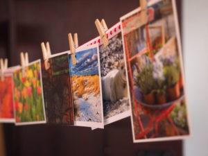 Life to go Gewinnspiel - Postkarten