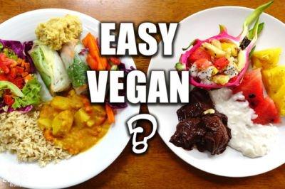 Vegane Weltreise - einfach oder schwierig?