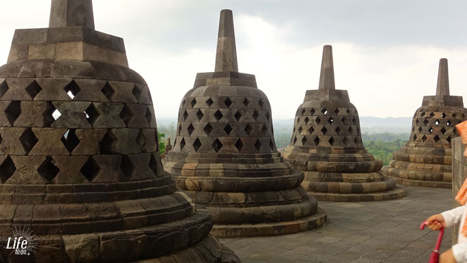 Borobodur Temple Java Highlights
