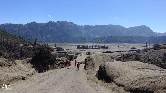 Bromo-Tengger-Semeru Nationalpark und Kloster