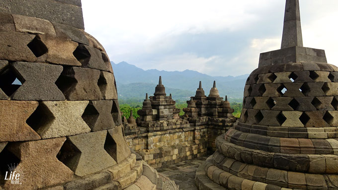 Java Highlights - Borobodur