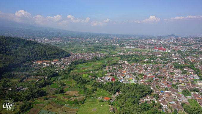 Paragliding Batu Indonesia - Java Highlights