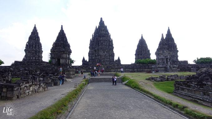 Prambanan Tempel nähe Yogyakarta