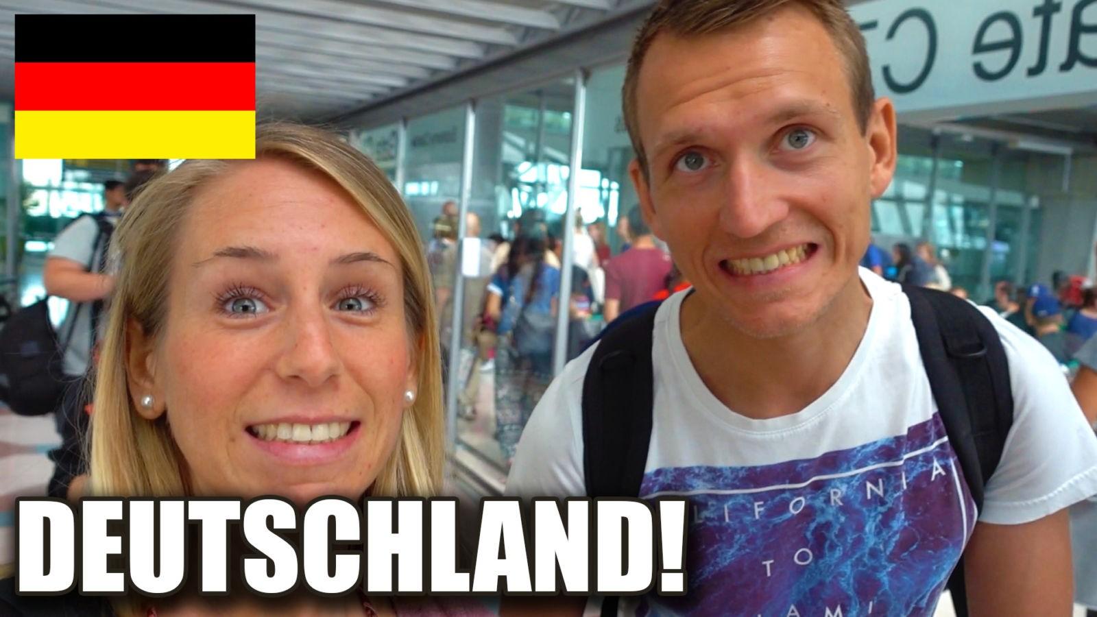 Zurück in Deutschland - Weltreise Update