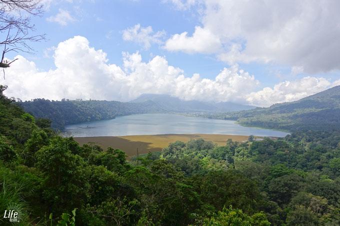 Buyan See im Norden von Bali