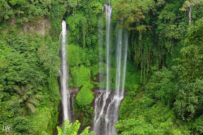 Sekumpul Wasserfall Bali - ein Highlight im Norden von Bali