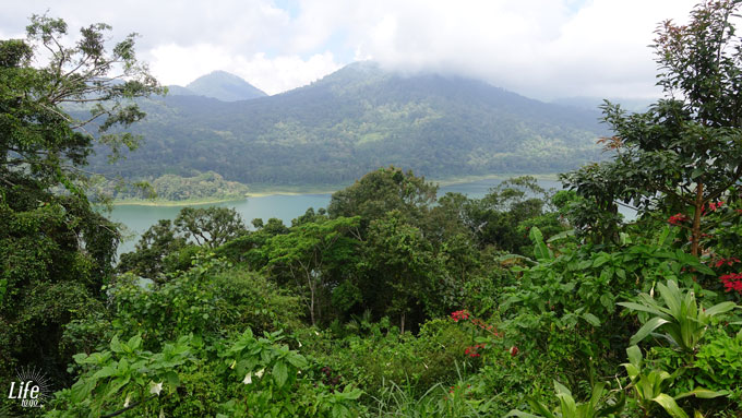 Tamblingan See im Norden von Bali