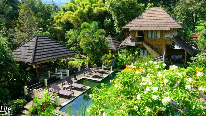 Villa Manuk Paradies auf Bali