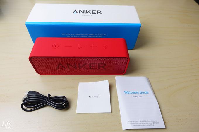 Anker SoundCore Bluetooth Lautsprecher