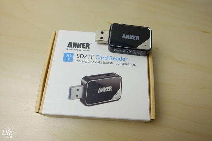 Anker USB Kartenlesegeraet