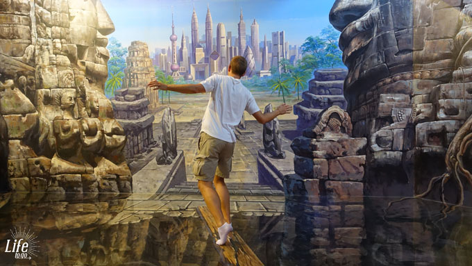 Art in Paradise Bangkok - 3D Museum