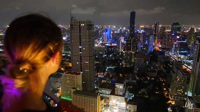 Lebua State Tower - Hangover - The Dome