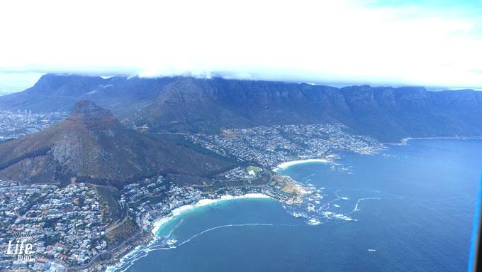 Kapstadt Camps Bay und Clifton
