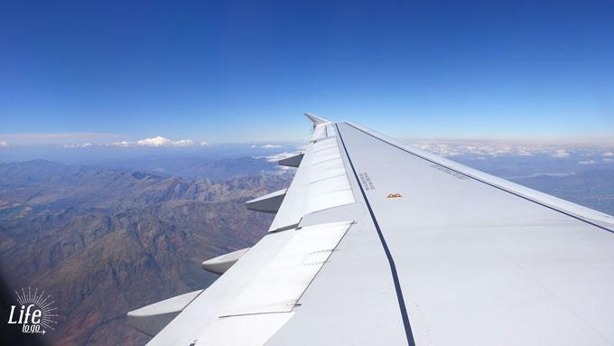 Anreise Südafrika