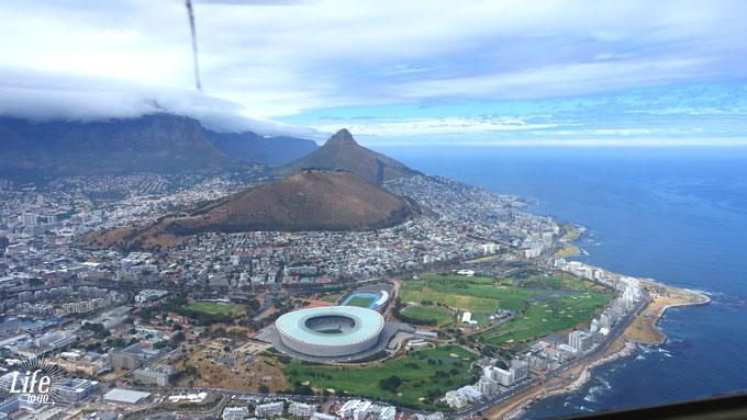 Kapstadt Hubschrauber Rundflug