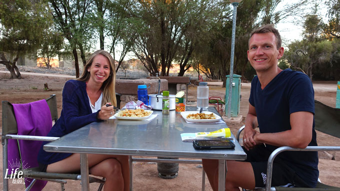 Hobas Campsite Camping Namibia