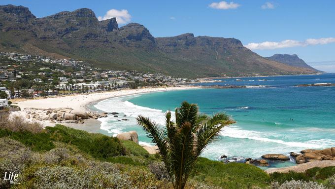 Strand in Camps Bay