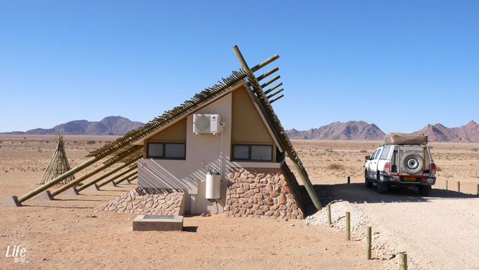 Desert Quiver Camp Lodge Namibia