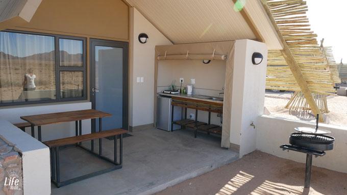 Desert Quiver Camp Namibia in Sesriem