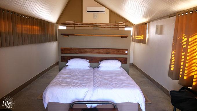 Schlafzimmer Desert Quiver Camp