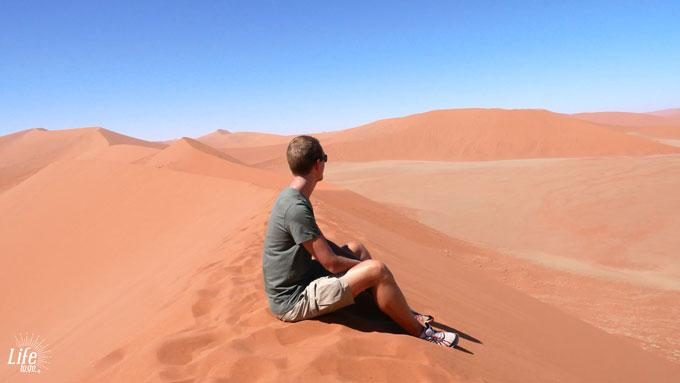 Dune 45 Big Daddy Düne Sossusvlei