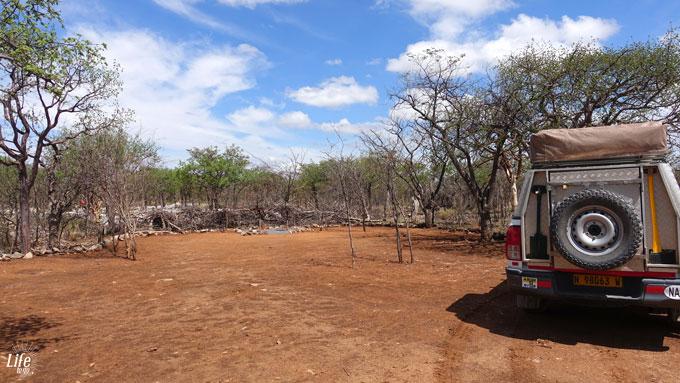 Etosha Village Campsite