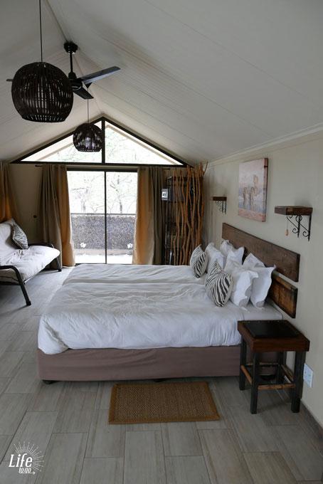 Etosha Village Lodge Zimmer