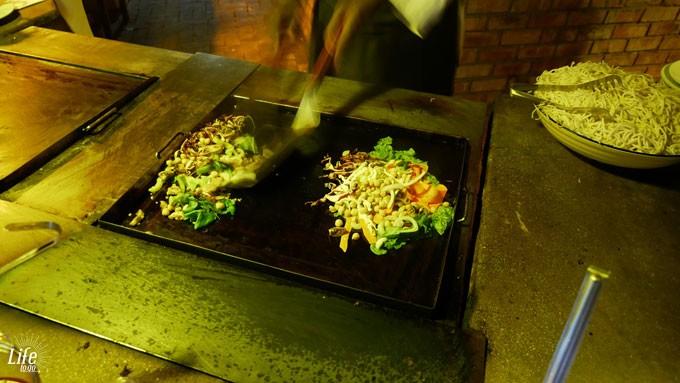 Etosha Village frisches Essen