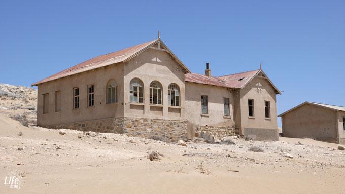 Geisterstadt in Namibia - Lost Place Kolmanskop