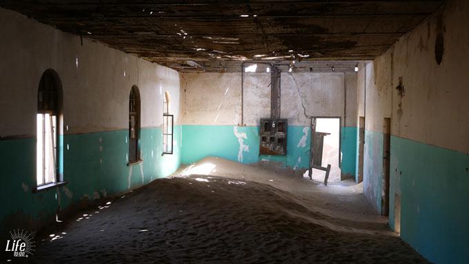 Geisterstadt Namibia Kolmanskop