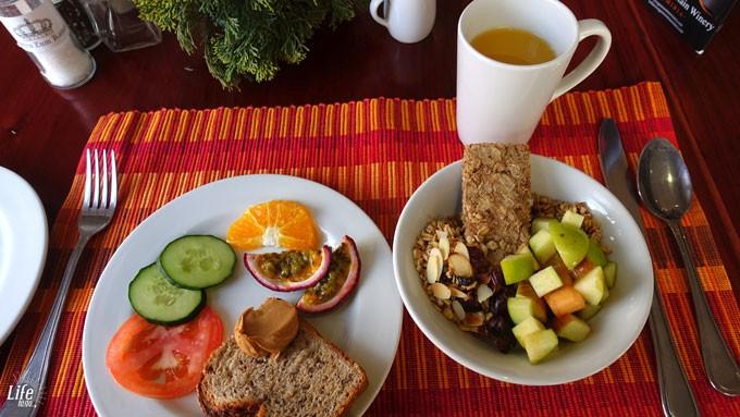 Hotel zum Kaiser Swakopmund Breakfast