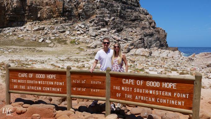 Kap der Guten Hoffnung - ein Kapstadt Highlight