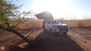 Solitaire Campsite in Namibia