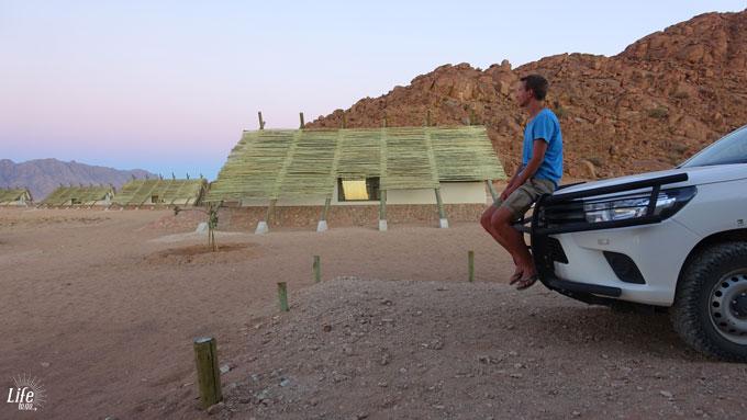 Taleni Africa Desert Quiver Camp in Sesriem Namibia