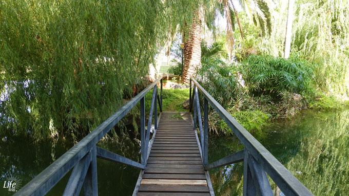 Gartenanlage Kupferquelle Resort in Tsumeb