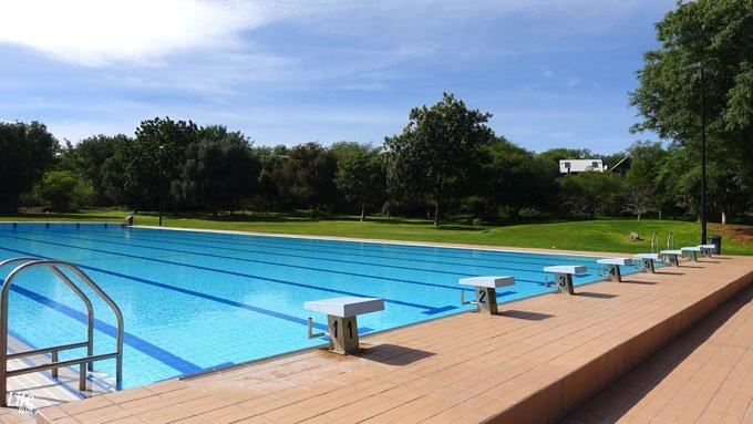 Kupferquelle Resort Schwimmbecken