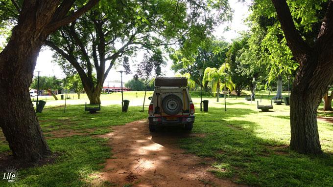 Tsumeb Kupferquelle Resort Campsite