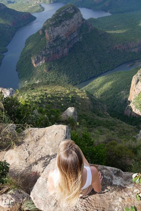 Blyde Canyon Aussicht