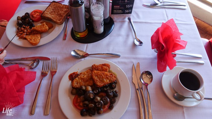 Blyde Canyon Forever Resort Frühstück