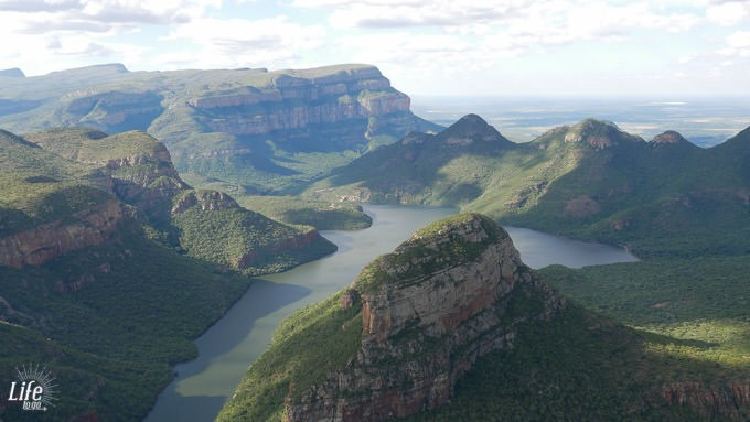 Blyde River Canyon Three Rondawels Viewpoint