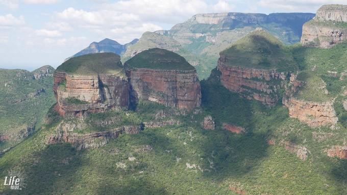 Blyde River Canyon Three Rondawels