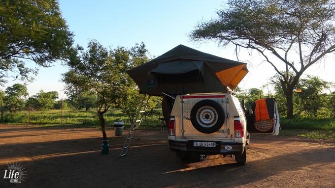 Camping Krüger Nationalpark