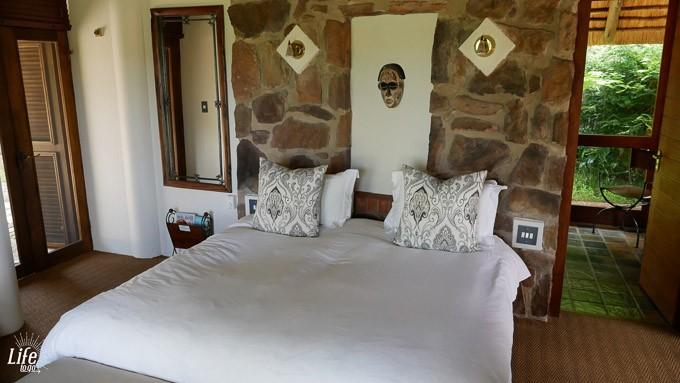 Zimmer in der Ekuthuleni Lodge