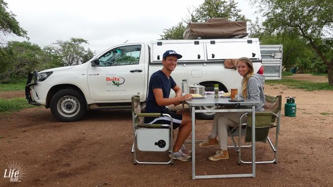 Satara Rest Camp Camping